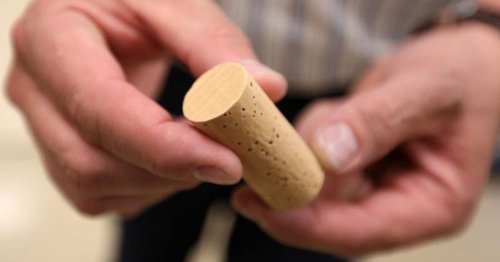 Why Servers Show You The Cork When They Serve You A Bottle of Wine