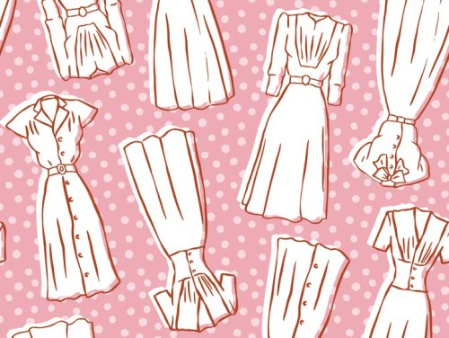 Is The House Dress Poised For A Comeback?