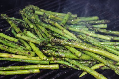 A Grilled Asparagus Recipe To Your Tastes