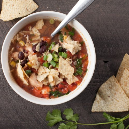 Simple But Tasty Taco Soup Recipe