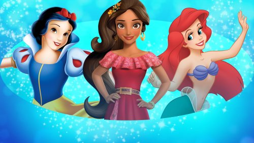 Celebrating International Women's Day: Disney Heroines
