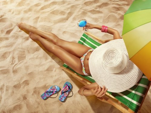 11 Essential Things You Should Be Taking to the Beach This Spring