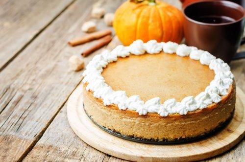 A Delicious Pumpkin Cheesecake Recipe