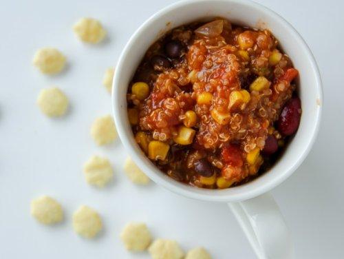 Vegan Quinoa Chili
