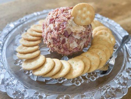 How To Make A Homemade Cheese Ball