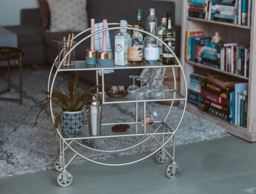 Build Your Dream Home Bar on a Budget