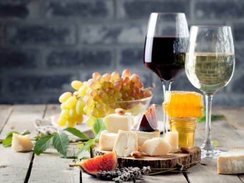 Wine And Cheese Pairings For Your Next Party
