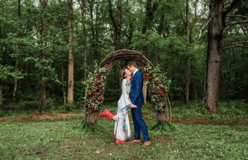 How to Throw a Backyard Wedding for Under $8K