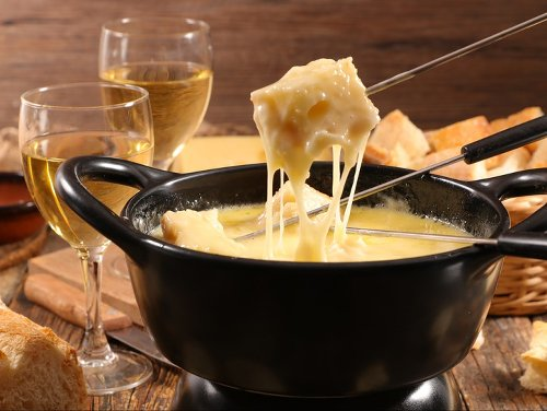 How To Make Cheese Fondue In Your Instant Pot