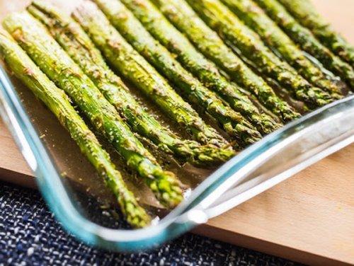 A Delicious Baked Asparagus Recipe