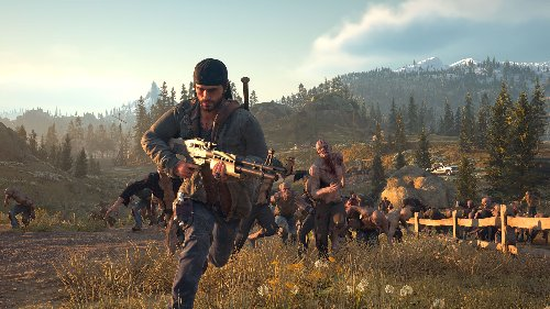 Days Gone Director Reveals The Sequel Would Have Included Co-op
