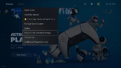 The Latest PlayStation 5 Update Adds New Storage Options