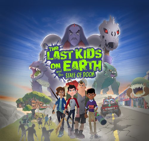 Best-Selling YA Book Series The Last Kids on Earth Is Getting a Video Game