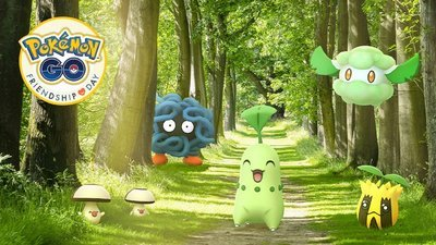 Pokémon GO's Friendship Day Event is Coming Later This Month