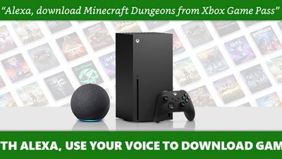 Starting Next Week You Can Tell Amazon Alexa To Download Xbox Game Pass Games