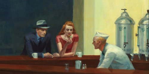 What Makes Edward Hopper's Nighthawks a Great Painting?: A Video Essay