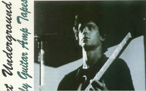 """Hear The Velvet Underground's """"Legendary Guitar Amp Tapes,"""" Which Showcases the Brilliance & Innovation of Lou Reed's Guitar Playing (1969)"""