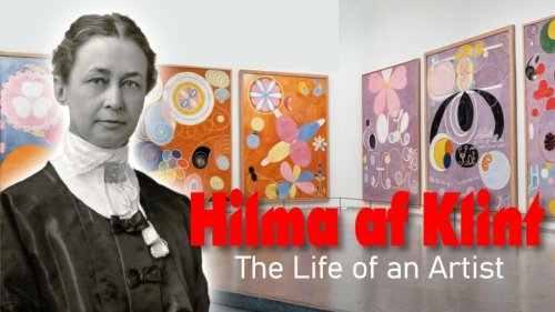 The Life & Art of Hilma Af Klint: A Short Art History Lesson on the Pioneering Abstract Artist