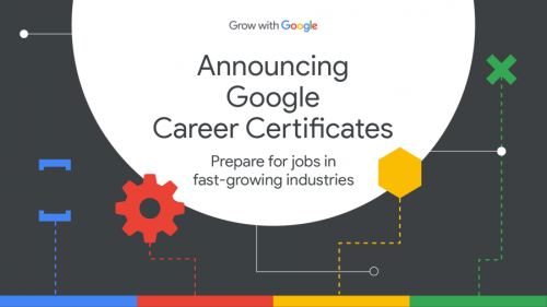 """Google Introduces 6-Month Career Certificates, Threatening to Disrupt Higher Education with """"the Equivalent of a Four-Year Degree"""""""