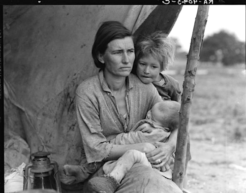 The Dorothea Lange Digital Archive: Explore 600+ Photographs by the Influential Photographer (Plus Negatives, Contact Sheets & More)