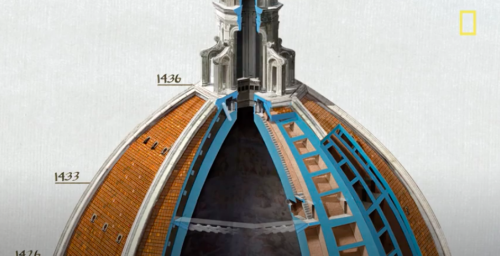 How Filippo Brunelleschi, Untrained in Architecture or Engineering, Built the World's Largest Dome at the Dawn of the Renaissance