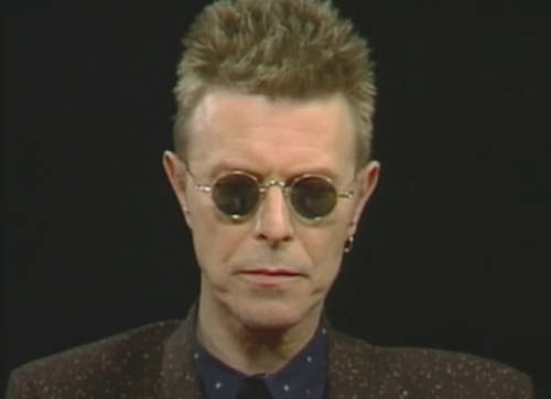 David Bowie on Why It's Crazy to Make Art–and We Do It Anyway (1998)