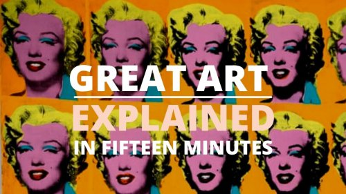 Great Art Explained: Watch 15 Minute Introductions to Great Works by Warhol, Rothko, Kahlo, Picasso & More