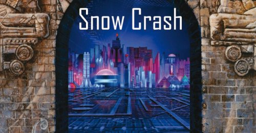 """How Neal Stephenson's Sci-Fi Novel Snow Crash Invented the """"Metaverse,"""" Which Facebook Now Plans to Build (1992)"""