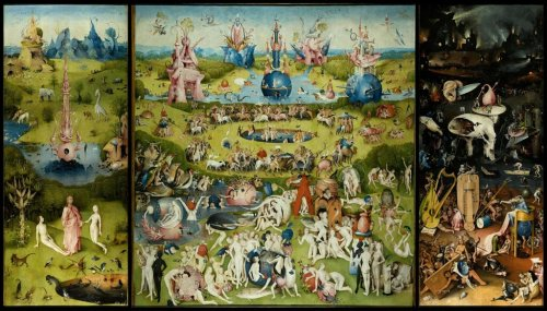 The Meaning of Hieronymus Bosch's Spellbinding Triptych, The Garden of Earthly Delights