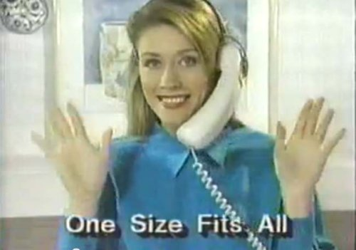 Phone Relief: The Ultimate Hands-Free Headset (1993)