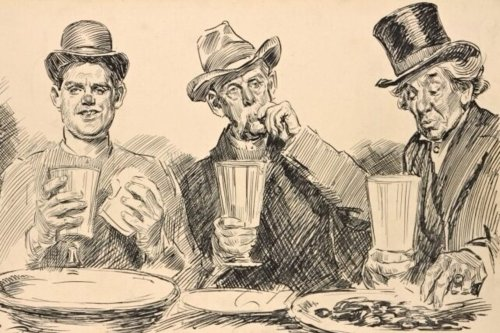 How New Yorkers Dodged Pre-Prohibition Drinking Laws by Inventing the World's Worst Sandwich