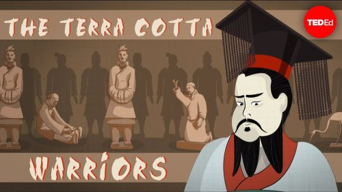 China's 8,000 Terracotta Warriors: An Animated & Interactive Introduction to a Great Archaeological Discovery