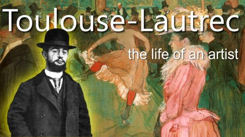 Art History School: Learn About the Art & Lives of Toulouse-Lautrec, Gustav Klimt, Frances Bacon, Edvard Munch & Many More