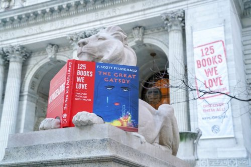 The New York Public Library Creates a List of 125 Books That They Love