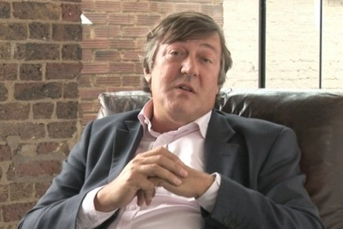 """Stephen Fry Launches Pindex, a """"Pinterest for Education"""""""