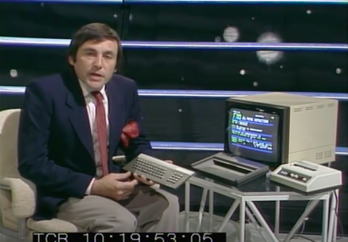 How to Shop Online & Check Your E-Mail on the Go: A 1980s British TV Show Demonstrates