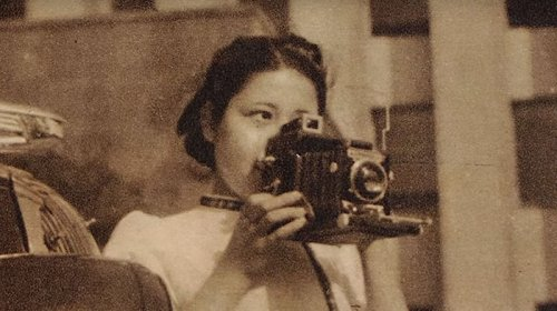 Meet Tsuneko Sasamoto, Japan's First Female Photojournalist and Now, at 107, Japan's Oldest Living Photojournalist