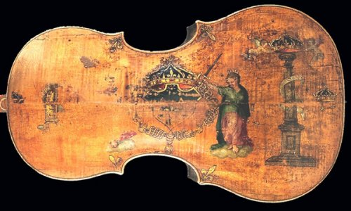 """Hear the Amati """"King"""" Cello, the Oldest Known Cello in Existence (c. 1560)"""