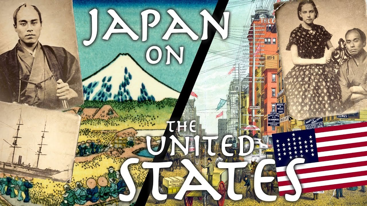 Hear the First Japanese Visitor to the United States & Europe ...