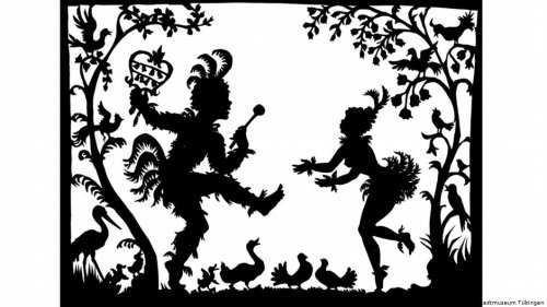 Animation Pioneer Lotte Reiniger Adapts Mozart's The Magic Flute into an All-Silhouette Short Film (1935)
