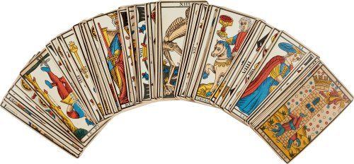 Sylvia Plath's Tarot Cards (Which Influenced the Poems in Ariel) Were Just Sold for $207,000