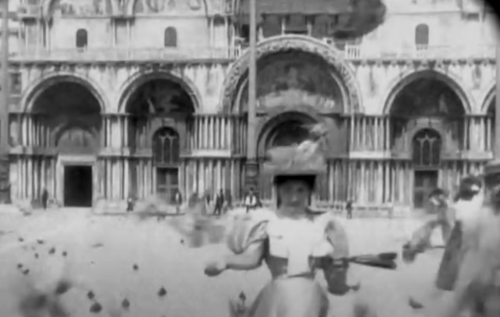 Footage of Cities Around the World in the 1890: London, Tokyo, New York, Venice, Moscow & More