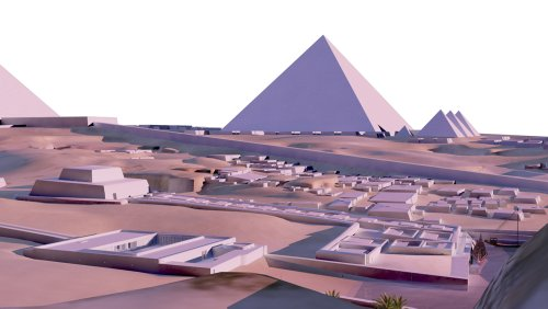 Harvard's Digital Giza Project Lets You Access the Largest Online Archive on the Egyptian Pyramids (Including a 3D Giza Tour)