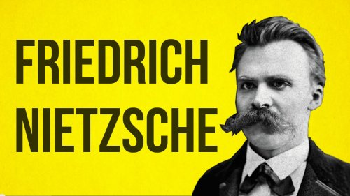 Nietzsche, Wittgenstein & Sartre Explained with Monty Python-Style Animations by The School of Life
