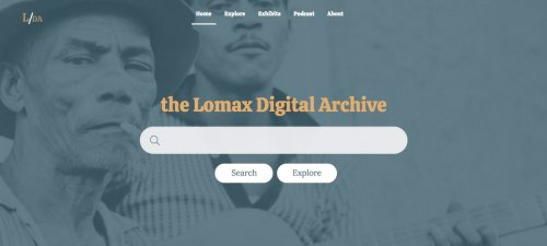 The Digital Lomax Archive Provides Free Access to the Pioneering Recordings of John & Alan Lomax, Compiled Across 7 Decades