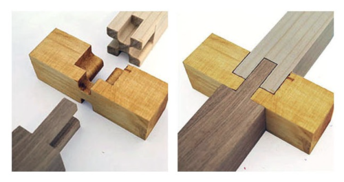 Free Software Lets You Create Traditional Japanese Wood Joints & Furniture: Download Tsugite