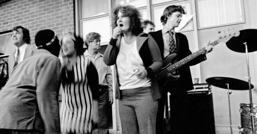 The Cramps Legendary Concert at a California Psychiatric Hospital Gets Revisited in the New Documentary, We Were There to Be There: Watch It Online