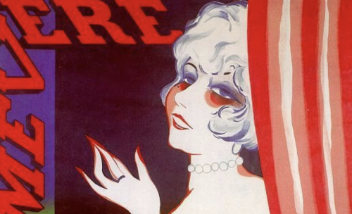 René Magritte's Early Art Deco Posters (1924-1927)