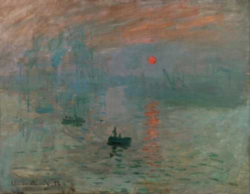1540 Monet Paintings in a Two Hour Video