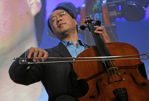 """Three Hours of Yo Yo Ma Playing Bach's Six Cello Suites: Music That """"Helps Us Navigate Through Troubled Times"""""""